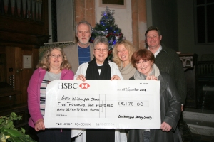 The 'Big Cheque'